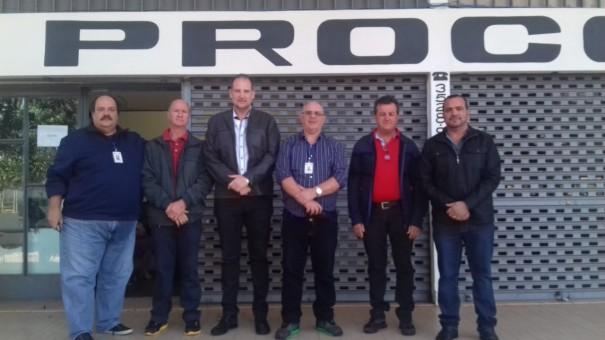 Osvaldo Cruz recebeu pela primeira vez uma visita técnica da Fundação Procon