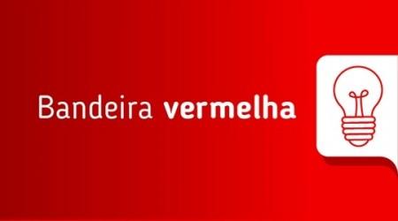 Aneel: bandeira vermelha em agosto deixa a energia elétrica mais cara no mês