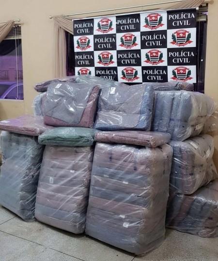 Polícia Civil de Dracena entregará cerca de 100 cobertores para as cidades abrangidas pela Seccional local