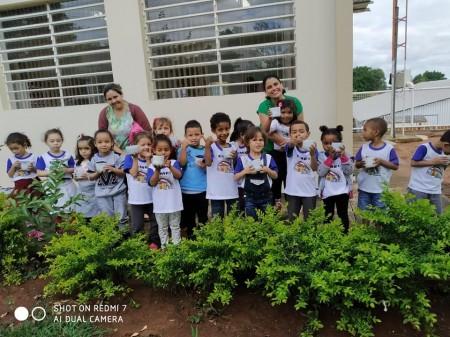 Várias ações educativas são realizadas na Semana do Meio Ambiente em Inúbia Paulista