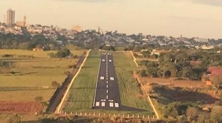 Grupo Branco Peres investe mais de R$ 900 mil em novo recapeamento da pista do aeroporto