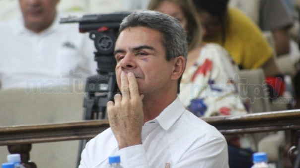 Liminar negada: Tribunal de Justiça do Estado de São Paulo nega liminar pedida pelo Ex-prefeito Ricardo Raymundo.