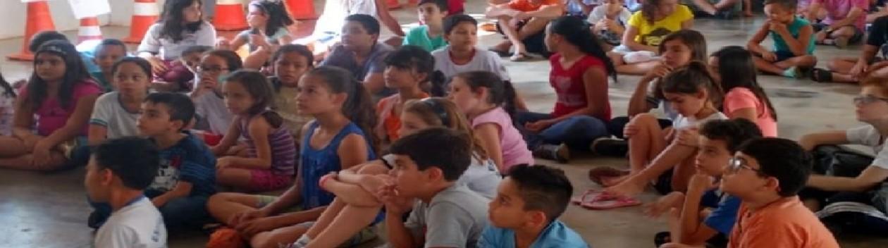 Polícia Militar realiza palestra sobre trânsito aos alunos do Projeto Guri de Tupi Paulista
