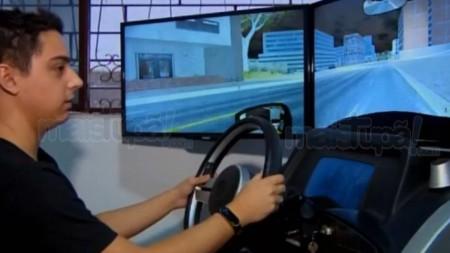 Contran acaba com obrigatoriedade do uso de simuladores para tirar habilitação.
