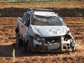 Jovem morre e outro fica ferido após acidente de trânsito em estrada vicinal em Dracena