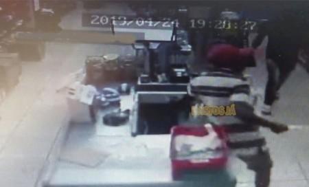Polícia prende suspeito de praticar roubos contra estabelecimentos comerciais de Bastos