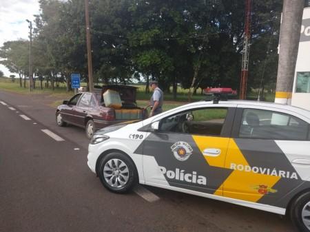 Fiscalização apreende mais de 12 mil mercadorias do Paraguai sem documentação fiscal