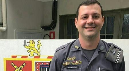 Eder Bressan é promovido a Capitão pela Polícia Militar