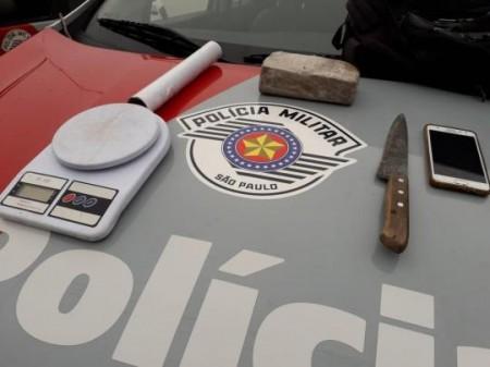 Polícia Militar de Lucélia registra ocorrências de tráfico de drogas