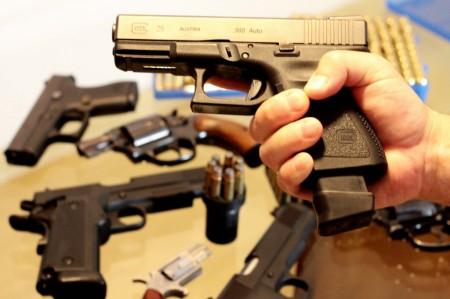 Governo de SP anuncia aquisição de 40 mil armas para a Polícia Militar