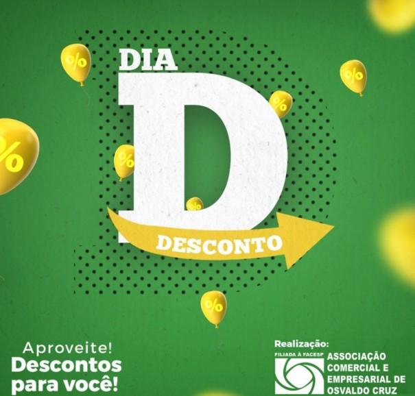 ACEOC lançou Dia 'D' Desconto com promoções e ofertas para consumidores