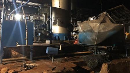 Explosão em usina de Palmital deixa uma morte