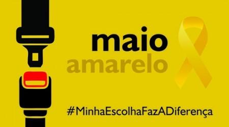 PM Rodoviária da região participa da campanha Maio Amarelo