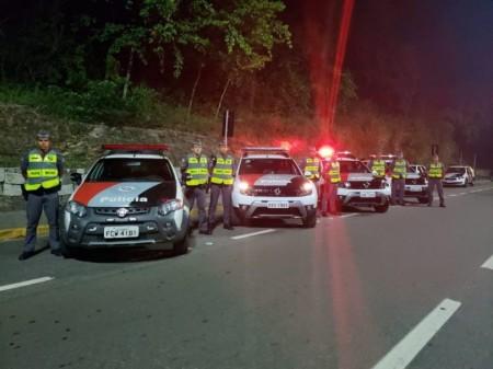 Polícia Militar realiza mais uma edição da operação São Paulo Mais Seguro