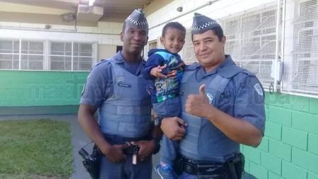 Tupãense salva vida de criança engasgada em Ribeirão Preto