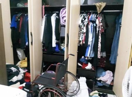 Bandidos furtam residência em plena luz o dia e deixam grande prejuízo para morador de Bastos