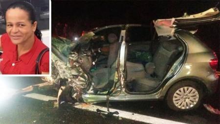 Ex-moradora de Bastos morre vítima de acidente em Echaporã