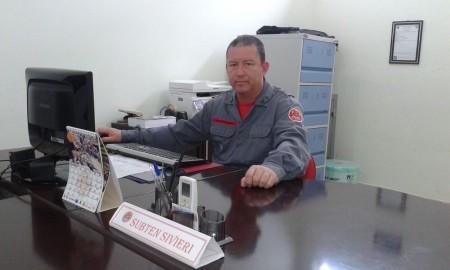 Corpo de Bombeiros de OC apresenta novo comandante