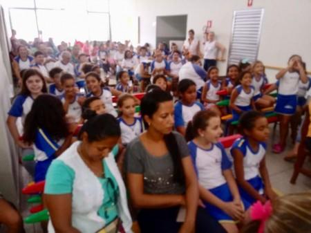 Secretaria de Educação e Apae de OC comemoram o Dia Internacional da Síndrome de Down