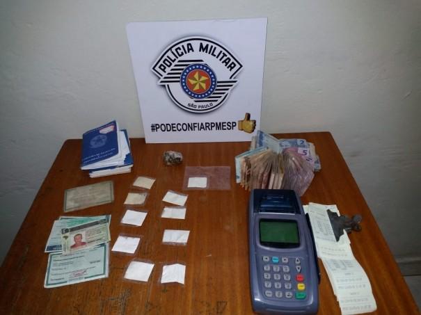 Polícia Militar de OC prende traficante no Vale do Sol