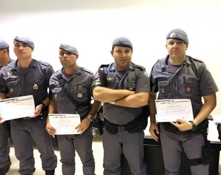 Força Tática do 25º BPM/I conquistou primeiro lugar em Torneio Policial do CPI-8