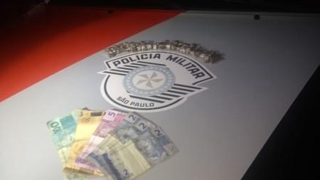 Polícia Militar de OC prende indivíduo por tráfico de drogas