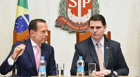 Cauê Macris é eleito presidente da Assembleia Legislativa