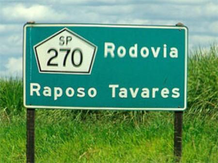 Trevos de acesso e retorno são implantados nas proximidades de Caiuá e Presidente Epitácio
