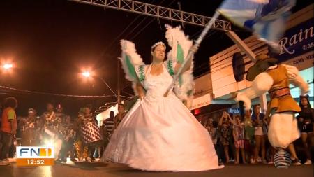 Diretor da Mulata Dengosa faz avaliação positiva de carnaval de rua de OC