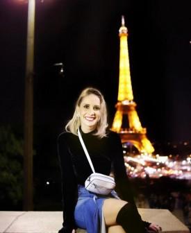 Consultora de Moda de Osvaldo Cruz esteve no Paris Fashion Week