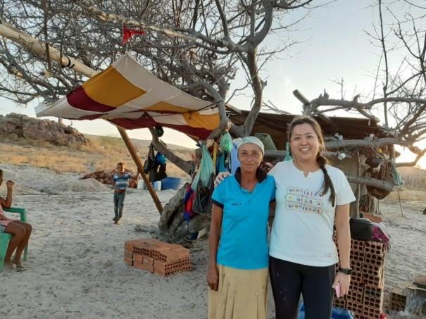 Dentista de Osvaldo Cruz participou de trabalho voluntário no sertão do nordeste