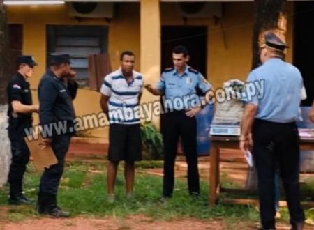 Osvaldocruzense é preso no Paraguai com mais de 4kg de maconha