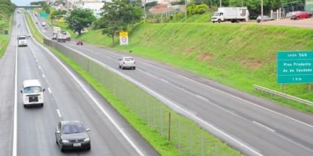 Policiamento Rodoviário alerta para chuva fina na região de Prudente