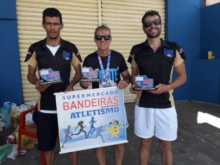 Team No Limite² participou de corrida de rua na cidade de Marília