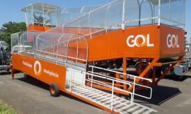 GOL inaugura rampa de acessibilidade para embarque e desembarque em Presidente Prudente