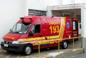 Homem fica ferido ao prender braço em moinho, em Lucélia