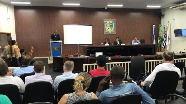 Audiência Pública para reforma do Plano Diretor da Cidade de Osvaldo Cruz foi realizada ontem
