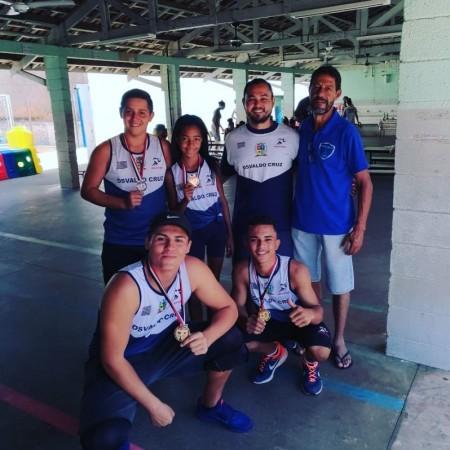 Atletismo de Osvaldo Cruz faz participação histórica na Final Estadual dos Jogos Infantis