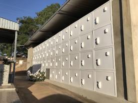 Prefeitura de Adamantina inicia sepultamentos em cemitério vertical