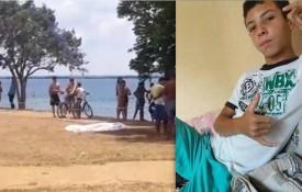 Adolescente de 14 anos morre afogado no Balneário Municipal de Panorama