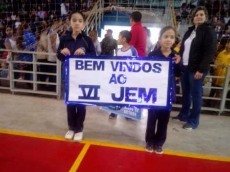 6ª Edição dos Jogos Escolares Municipal acontece em Osvaldo Cruz