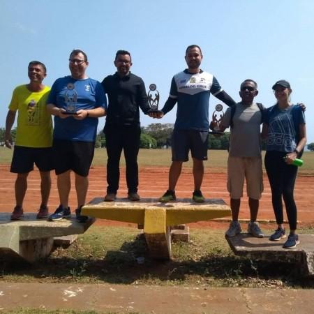 Equipe de Atletismo de Osvaldo Cruz conquista 4ª Etapa seguida da Liga Regional