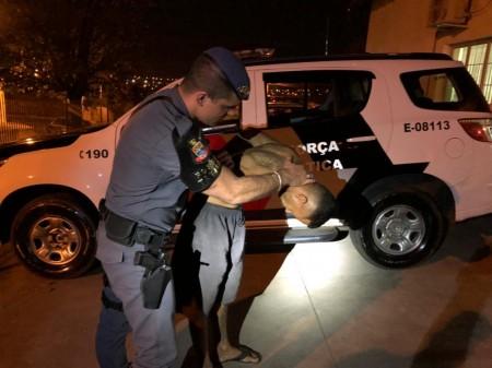 URGENTE: Autor de feminicídio ocorrido em Adamantina é preso em Osvaldo Cruz na noite desta quinta-feira.