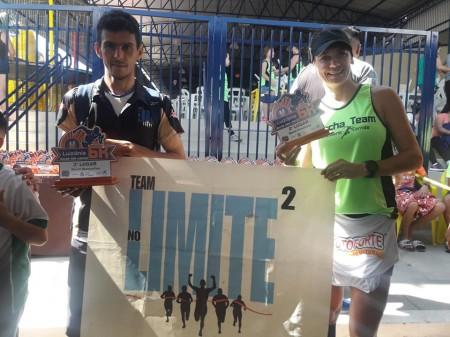 Equipe Team No Limite² participa de competição na cidade de Luiziânia