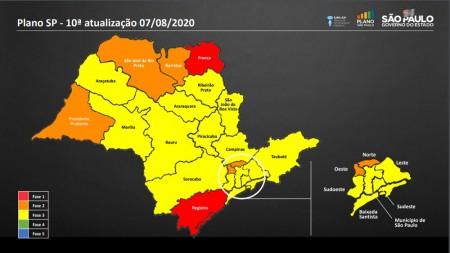 Osvaldo Cruz vai para a fase amarela de flexibilização da quarentena