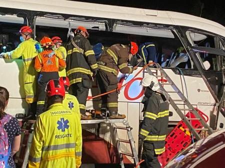 Ônibus envolvido em acidente com 7 mortos na Rodovia Assis Chateaubriand não podia circular, diz ANTT