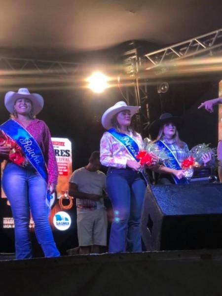 Conheça a Rainha, Princesa e Madrinha do Sagres Rodeio Festival 2020