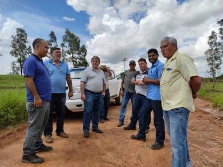 Estrada rural: Dracena conquista mais 4,7 km do Programa Melhor Caminho e totaliza quase R$ 1,5 milhão de investimentos