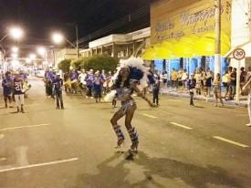 Escola de Samba 'Mulata Dengosa' desfila hoje em Osvaldo Cruz