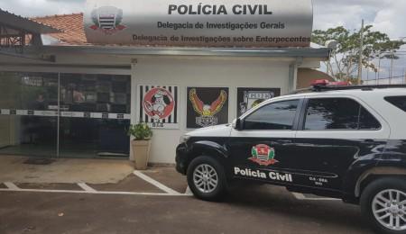 Polícia Civil prende em Dracena homem procurado há quase 20 anos, acusado de tentar matar a esposa na cidade de Cabreúva-SP